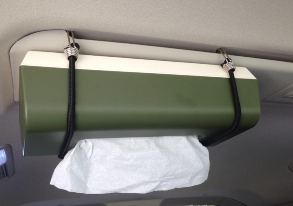 後部座席天井